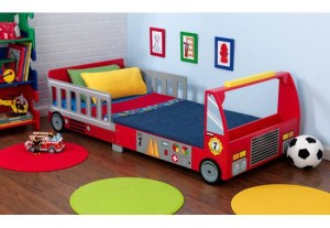 Kid Kraft bed for male