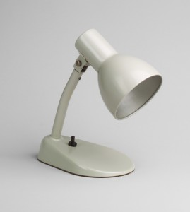 Marianne Brandt. Kandem Bedside Table Lamp. Credits MoMa