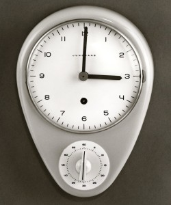 Max Bill Junghans Kitchen Wall Clock - Pinterest