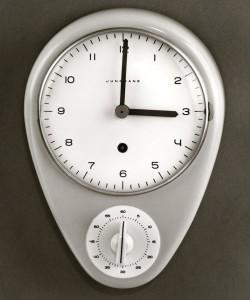 Max Bill Junghans Kitchen Wall Clock - Pinterest
